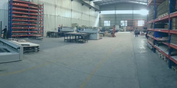 fabriek partek