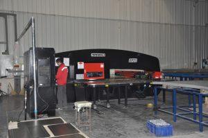 CNC punching 1