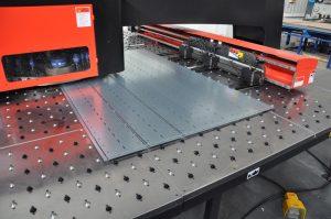 CNC poinçonnage